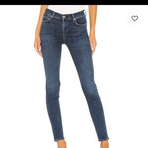 Citizens of Humanity Rocket Mid-rise Jeans